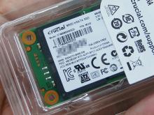 480GBのmSATA SSDがCrucialから登場! 「M500 mSATA」シリーズの最大容量モデルが発売に