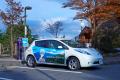 エヴァ仕様の電気自動車充電スタンドが箱根に登場! パナソニックが箱根地区専用にデザインして設置