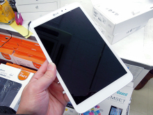WUXGA液晶搭載の8.3インチタブレットLG「G Pad 8.3」が登場!
