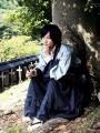 実写映画版「るろうに剣心」、神木隆之介が演じる瀬田宗次郎のビジュアルを初公開! 髪を紺色に染めて撮影へ