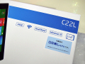 Celeron 1007U搭載のOSなし11.6インチタブレット「C22L」がテックウインドから!