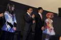 『劇場版 魔法少女まどか☆マギカ [新編]叛逆の物語』が12月6日から、全米ロードショー。プレミア上映では6時間以上並ぶファンの姿も