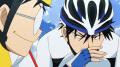 自転車競技アニメ「弱虫ペダル」、第10話の先行場面写真を公開! 頂上の蜘蛛男・巻島の特殊なダンシング走法がTV初登場