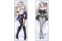 「ワルキューレ ロマンツェ」、スィーリアと茜の抱き枕カバーが登場! セクシーな描き下ろしイラストを両面にプリント