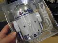 R2-D2デザインのUSBカーチャージャー「R2-D2 USB CAR CHARGER」がThinkGeekから!