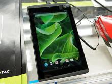Tegra 4搭載の7インチAndroidタブレット「Tegra Note 7」がZOTACから!