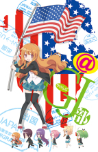 TVアニメ「GJ部」、続編は単発特番「GJ部@」として2014春に放送! 1月からは第1期の再放送も