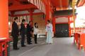 TVアニメ「いなり、こんこん、恋いろは。」、京都・伏見稲荷大社で大々的な地域コラボを発表! 市や鉄道会社も聖地巡礼に協力