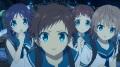 オリジナルアニメ「凪のあすから」、第12話の場面写真/あらすじを公開!  光たちの父・灯と出会った美海は…