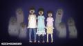 ハートフルホラーコメディ「プピポー!」、第1話の場面写真を公開! 孤独な小学5年生・若葉は帰り道で不思議な生き物と出会う