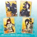 艦これ、クリアポスターセット全5種がバンダイから! 全種購入特典は「空母ヲ級」モデル