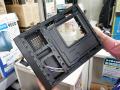 側面アクリル窓付き/裏配線対応のスリムPCケース! サイズ「MAMORU-BK」発売