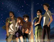 「劇場版あの花」、北米とメキシコでの公開が決定! 深夜アニメ発ながら80館以上の規模で