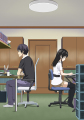 TVアニメ「マンガ家さんとアシスタントさんと」、2014春に放送開始! ティザービジュアルとスタッフ情報を公開