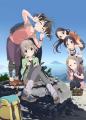 女子登山アニメ「ヤマノススメ」、第2期は2014夏スタート! オリジナルエピソードを交えつつ4人がさまざまな山に挑戦