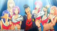 オリジナルTVアニメ「スペース☆ダンディ」、第13話までのゲスト声優を発表! 若手から大御所まで超豪華メンバー