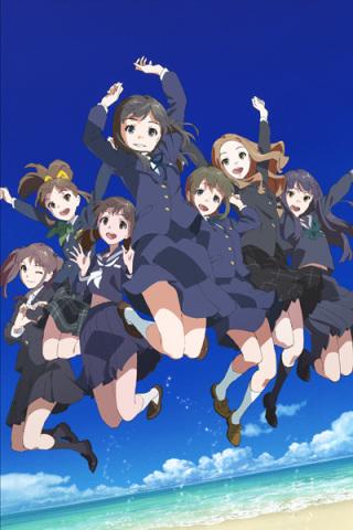 オリジナルアニメ「Wake Up, Girls!」、劇場版の冒頭映像を公開初日に無料配信! 劇場版全編とTVシリーズの世界向け配信も決定