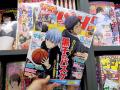 「進撃の巨人」、リヴァイが初めて単独で表紙に登場! 10日発売のアニメ雑誌情報[2014年2月号]