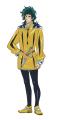 TVアニメ「ノブナガ・ザ・フール」、宝塚歌劇団宙組・七海ひろきの声優参加経緯が判明! 取材で舞台を観た河森正治が抜擢