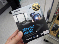 HDMI接続のワイヤレスディスプレイアダプタ「Miracast Dongle」がASUSから!