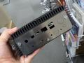 Haswell版NUC対応のファンレスケースがImpacticsからも! 「D3NU1-IR-USB」発売