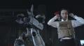 実写版パトレイバー、第1章の場面写真を公開! 発砲寸前のイングラムと後藤田隊長、泉野明の搭乗風景、哀愁の特車二課など