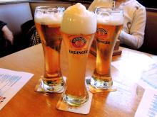 週刊アキバメシ(+ノガミ酒) 【番外編】 2013-2014冬休みのドイツ旅行にて