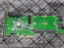 RAID対応SATA/mSATA増設カード「TTH LIMOUSINE」がエアリアから!