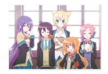 TVアニメ「GJ部」、BD-BOX化が決定! 約1万円の廉価版価格で3月19日に発売