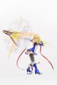 BLAZBLUE、1/8「ノエル=ヴァーミリオン DD Mode」がAMAKUNIから! 超必殺技発動シーンをフィギュア化
