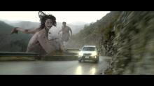 実写映画版「進撃の巨人」、実写巨人の映像を初公開! スバル「フォレスター」とのコラボCM「FORESTER 進撃篇」で