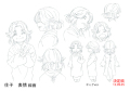 2014春アニメ「僕らはみんな河合荘」、キャストやキャラ設定画を公開! 真性Mルームメイト、巨乳メガネ酒乱OL、腹黒猛禽JDなど