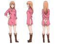 TVアニメ「それでも世界は美しい」、キャラ設定画が公開に! 監督は「ふしぎ遊戯」「花咲ける青少年」の亀垣一