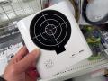 アラームを射撃で止める「射撃型目覚まし時計」が上海問屋から!