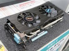 約10万円のASUSオリジナルGTX 780 Ti搭載カード! 「GTX780TI-DC2OC-3GD5」発売