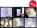雪印コーヒー擬人化企画、ゆきこたんフィギュアの3Dデータを公開! 3Dプリンタを用意すれば誰でも使用可能