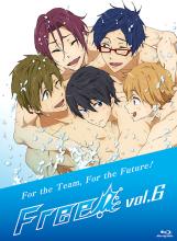 男子水泳部アニメ「Free!」、BD第6巻(最終巻)で3度目のオリコン総合首位! DVD版は総合4位