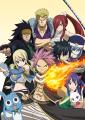TVアニメ「FAIRY TAIL」、続編となる新シリーズのキービジュアルを公開! 放送直前イベント「竜王祭 2014」の開催も決定