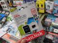 容量128GBのmicroSDXCカード「SDSDQUA-128G-U46A」がSanDiskから!