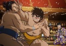 ちばてつや原作の相撲マンガ「のたり松太郎」、TVアニメ化が決定! 4月6日からテレ朝の日曜早朝枠で放送