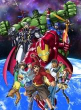 「ディスク・ウォーズ:アベンジャーズ」、4月に放送開始! ウォルト・ディズニー・ジャパンによるマーベル初の男児向けTVアニメ