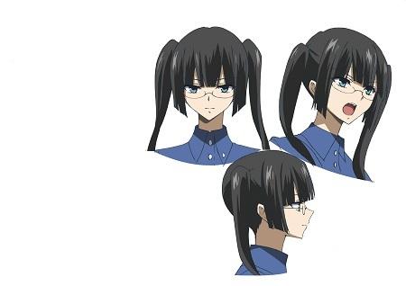神長香子 CV:佳村はるか 出席番号3番。黒組の委員長であり、寮長にも就任。勉強好きで頭脳明晰。冷静で表情からは何も感情がつかめない。