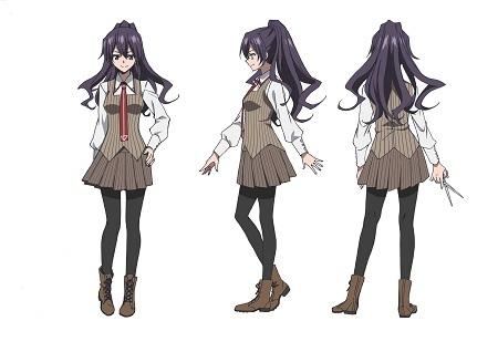 武智乙哉 CV:沼倉愛美 出席番号8番。晴と友達になりたいと思う、明るく元気な快活少女。生花など器用にハサミを使いこなす。