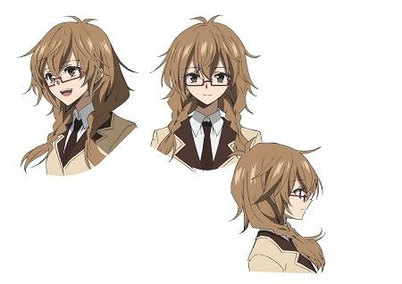 剣持しえな CV:山田悠希 出席番号5番。メガネに三つ編み。真面目なしっかり者でいじめが嫌い。舞台が好きで演出などにうるさい。