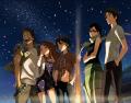 「劇場版あの花」、BD完全生産限定版がオリコン総合首位を獲得! TVシリーズの第1巻以来