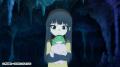 ハートフルホラーコメディ「プピポー!」、第13話の場面写真を公開! 「輪廻転生の泉」に辿り着いた若葉と結城は…