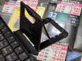 折りたたみ式タブレットスタンド搭載のBluetoothキーボード「TK-FBP069BK」がエレコムから!