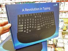 Cherry赤軸/青軸採用のエルゴノミックキーボード「TECK209D」&「TECK209E」がTruly Ergonomicから!