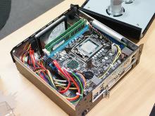 Xeon搭載のファンレスPCがオリオスペックから近日発売! 省スペース向けの小型モデル