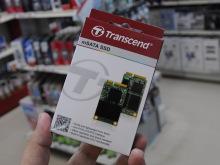 容量256GBで実売1.5万円台のmSATA SSDがTranscendから発売に!